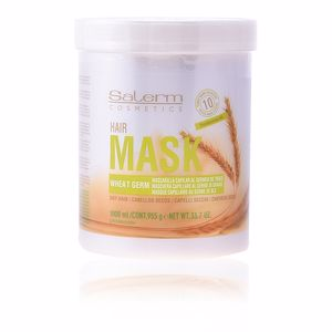 Hair mask for damaged hair WHEAT GERM hair mask Salerm