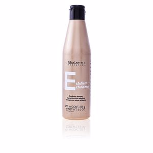 Shampoo for shiny hair EXFOLIANT exfoliating shampoo Salerm