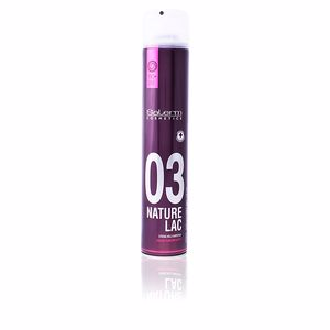 NATURE LAC strong hold hairspray 650 ml
