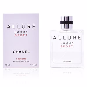 ALLURE HOMME SPORT cologne sport spray 50 ml