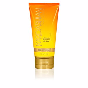 Body exfoliator SUN KISSED body exfoliator Kim Kardashian