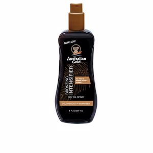 BRONZING INTENSIFIER dry oil spray