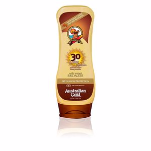 Corpo LOTION SUNSCREEN with bronzer SPF30