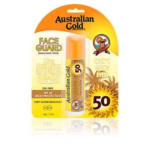 Faciais FACE GUARD SPF50 sunscreen stick SPF50 Australian Gold
