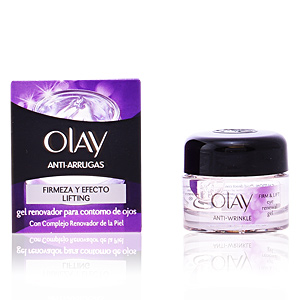 Dark circles, eye bags & under eyes cream ANTI-ARRUGAS gel renovador contorno ojos Olay