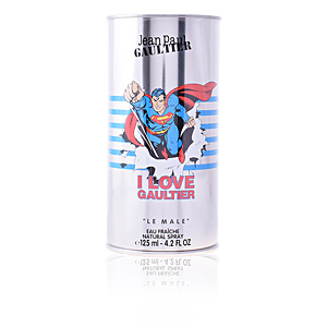 Jean Paul Gaultier LE MALE SUPERMAN eau fraÎche perfume