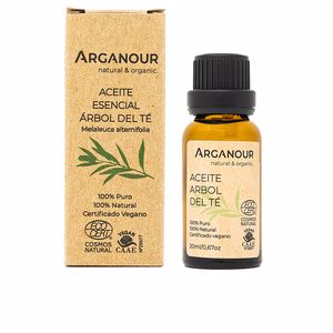 Tratamento Anti-acne, Poros e Cravos TE TREE OIL 100% pure Arganour
