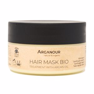 Haarmaske für strapaziertes Haar HAIR MASK TREATMENT argan oil Arganour