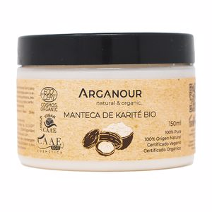 - Face moisturizer - Anti aging cream & anti wrinkle treatment - Body moisturiser SHEA BUTTER face, body & hair Arganour