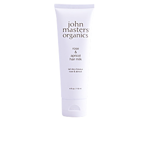 Hair moisturizer treatment ROSE & APRICOT hair milk John Masters Organics