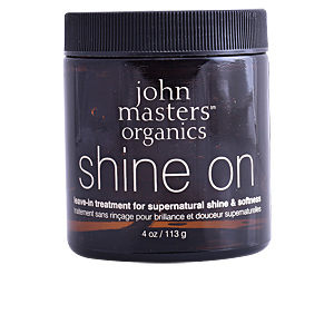 Tratamiento brillo SHINE ON leave-in treatment John Masters Organics