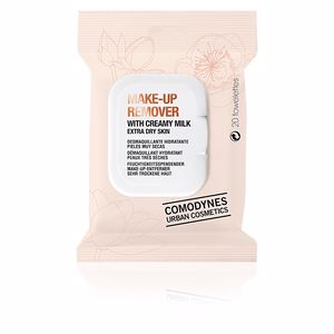Desmaquillante MAKE-UP REMOVER with creamy milk extra dry skin Comodynes