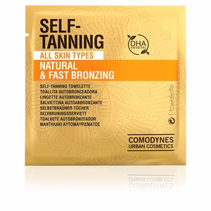 SELF-TANNING natural & fast bronzing