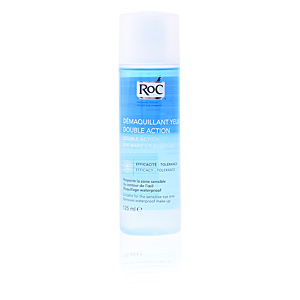 Make-up remover DOUBLE ACTION démaquillant yeux Roc