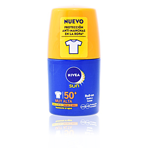 Body SUN roll-on rostro y cuerpo SPF50+ Nivea