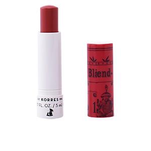 MANDARIN moisturizing lip butter stick SPF15 #rose