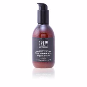 Après-rasage SHAVING SKINCARE all-in-one face balm SPF15 American Crew