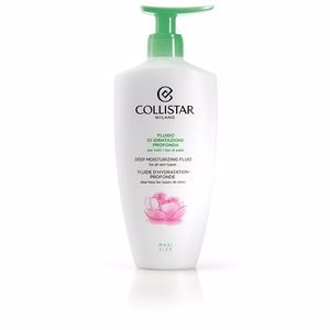 Hidratação corporal PERFECT BODY deep moisturizing fluid Collistar