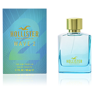 Hollister WAVE2 FOR HIM  parfüm