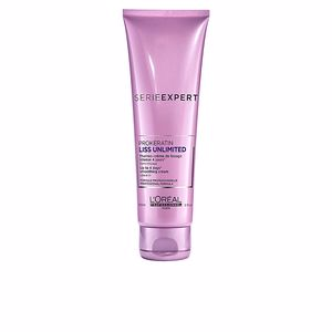Hair styling product LISS UNLIMITED smoothing cream L'Oréal Professionnel