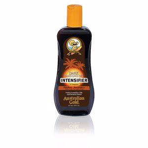 Body INTENSIFIER dark tanning oil Australian Gold