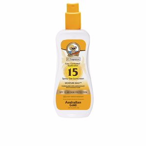 Corporais SUNSCREEN SPRAY GEL clear SPF15 Australian Gold