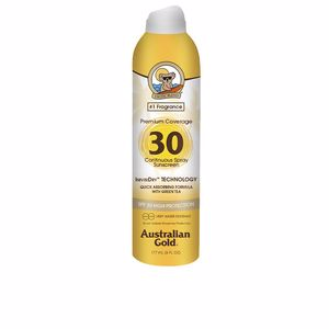 Corporais PREMIUM COVERAGE continuous spray SPF30 Australian Gold