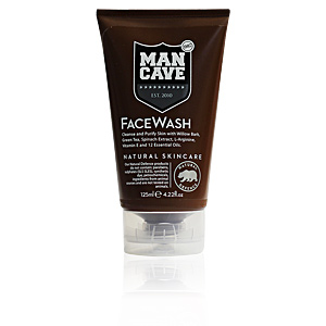 Facial cleanser FACE CARE WASH natural skincare Mancave