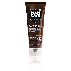 Exfoliante facial FACE CARE SCRUB natural skincare Mancave