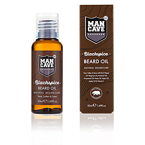 Cura della barba BEARD CARE BLACKSPICE beard oil Mancave