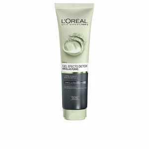 ARCILLAS PURAS gel exfoliante detox negra 150 ml