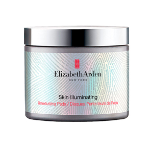 Facial cleanser SKIN ILLUMINATING retexturizing pads Elizabeth Arden