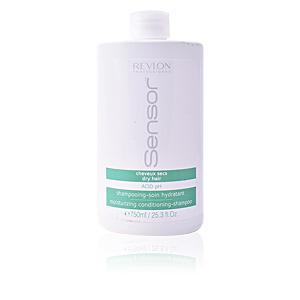 Moisturizing shampoo SENSOR MOISTURIZING conditioning-shampoo Revlon