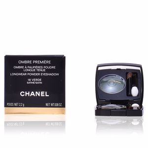 Sombra de ojos OMBRE PREMIÈRE ombre à paupières poudre Chanel
