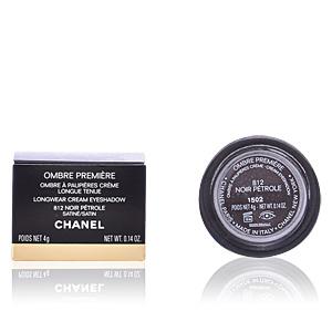 OMBRE PREMIÈRE ombre à paupières crème #812-noir pétrole