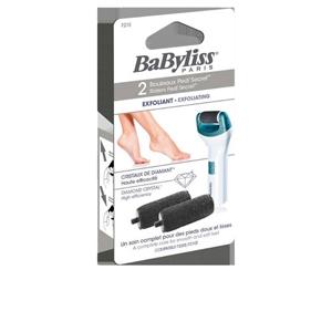 Lima de uñas PEDI CARE F210E recambio exfoliante Babyliss