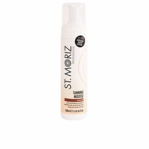 Corps TANNING mousse #medium St. Moriz