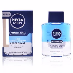 Aftershave MEN PROTEGE & CUIDA after-shave 2 en 1 Nivea
