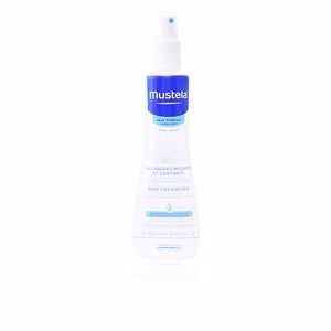 BÉBÉ skin freshener hair and body Eau de Cologne Mustela