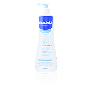 Gel bain BÉBÉ cleansing water Mustela