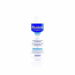 Shampooing hydratant BÉBÉ foam shampoo for newborn normal skin Mustela