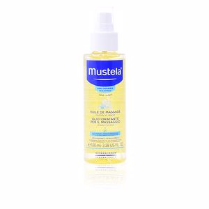 Body moisturiser - Baby cream & kids cosmetics BÉBÉ body oil Mustela