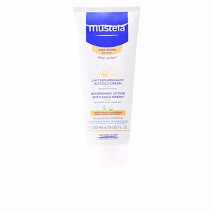 Body moisturiser BÉBÉ nourishing lotion with cold cream Mustela