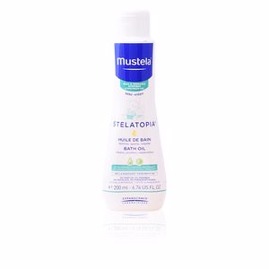 Body moisturiser STELATOPIA bath oil Mustela