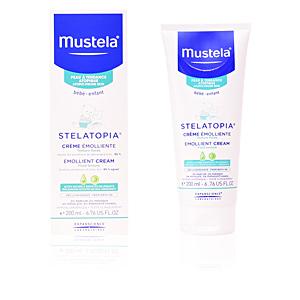 Body moisturiser STELATOPIA emollient cream Mustela