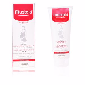Pregnancy cream & treatments MATERNITÉ baume hydratant apaisant Mustela