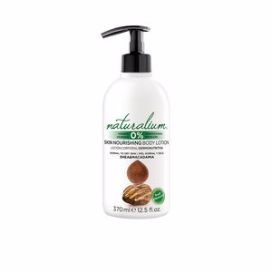 Body moisturiser SHEA & MACADAMIA body lotion Naturalium
