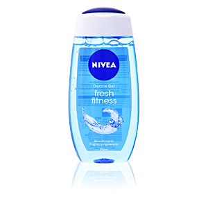 Bagno schiuma FITNESS FRESH shower gel Nivea