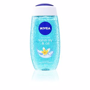 Gel bain TAHITI LILY & OIL shower gel Nivea