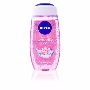 Bagno schiuma WATERLILY & OIL gel de ducha Nivea